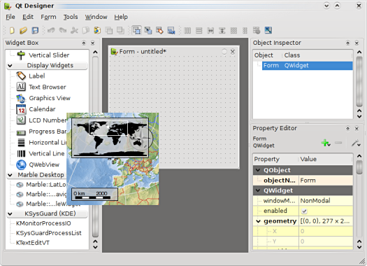 Marble/MarbleDesigner - KDE TechBase