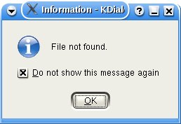 Shell Scripting with KDE Dialogs de-information msgbox dontagain dlg.png