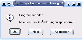 Shell Scripting with KDE Dialogs de-yesnocancel.png