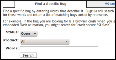 Bugzilla guide simplesearch.png