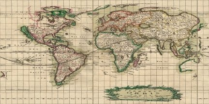 Marblehistoricalmapsworldmapschagen1689 kde techbase world map 1689 full size 38 mb reprojected by magnus valle to plate carre projection touched up by torsten rahn license public domain gumiabroncs Images