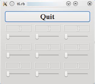 Qt4 slots and signals