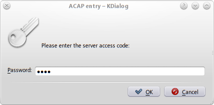 Shell Scripting with KDE Dialogs-Password Dialog with Title.png