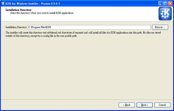 Getting Started/Build/Historic/KDE4 Windows - KDE TechBase